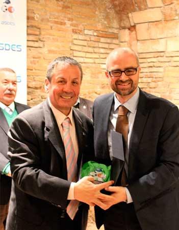 Salvador Macías y Juan Royo