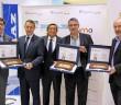 MAZ entrega los I Premios Empresa Saludable 2014