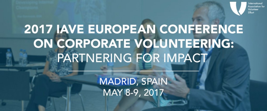 2017 European Conference on Corporate Volunteering